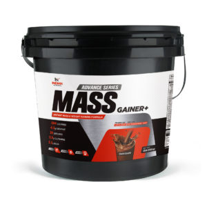 Advance Series Mass Gainer 12lb bucket - indiannutritional