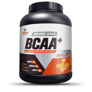 Advance BCAA+ product image - indiannutritional