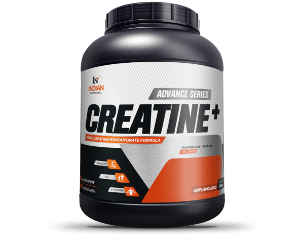 Advance CREATINE product image - Advance BCAA+ product image - indiannutritional