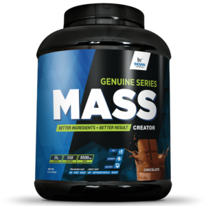 Genuine series Mass Creator 8lb - indiannutritional