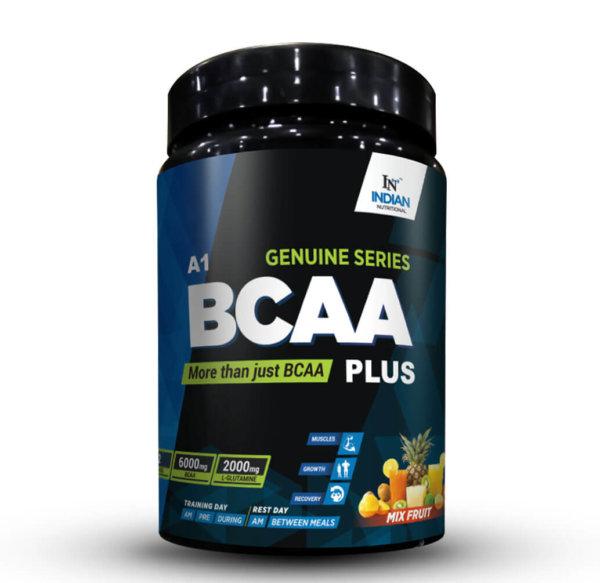Genuine Series BCAA + - indiannutritional